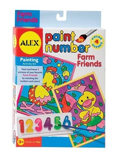 Alex Eğitsel Oyuncaklar Renkli